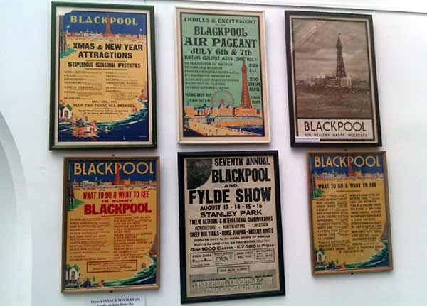 Blackpool Posters