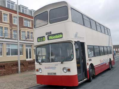 Blackpool Totally Transport 2013 Wirral corporation