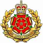 Duke of Lancaster's Regiment Badge