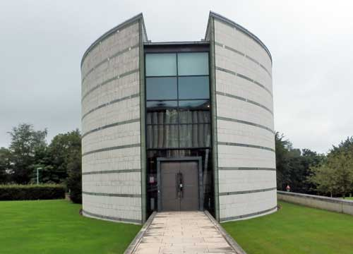 Lancaster University - Ruskin Library and Research Centre