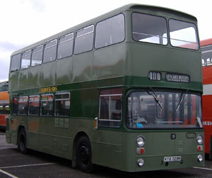 East Lancs Leyland Fishwick Atlantean 1974