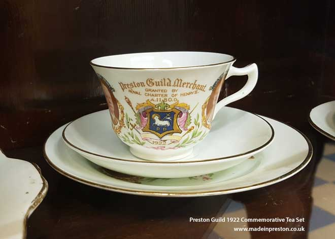 Preston 1922 Guild Tea Set Number 1