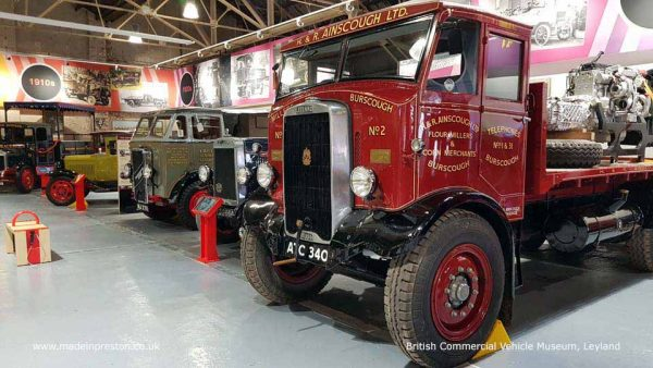 British Commercial Vehicle Museum Feb 19