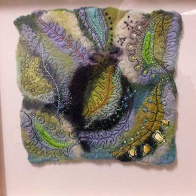 Preston Embroiderers Guild at Barton Grange Sept 2012