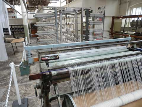 Queen Street Mill Textile Museum - Burnley
