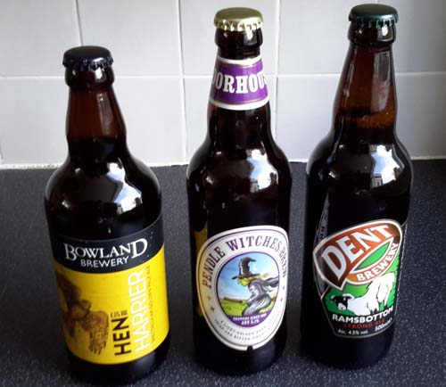 Beers of the north west of England