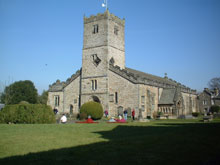 The church, St Mary's