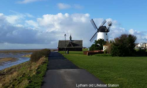 Lytham old Lifeboat Station