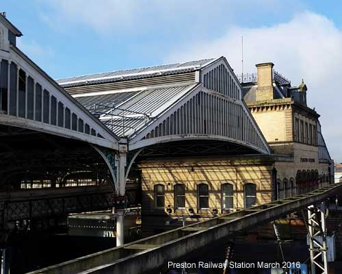 Preston Railway Station