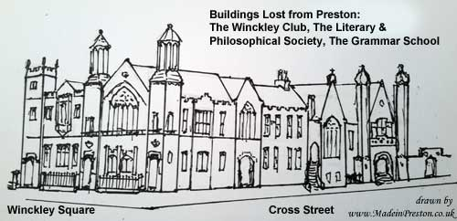 Preston's lost buildings