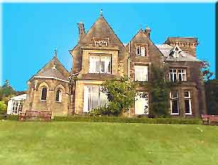 Alston Hall, Longridge, Preston
