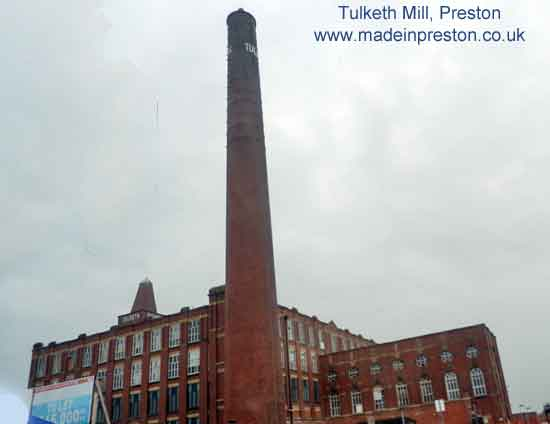 Tulketh Mill Preston