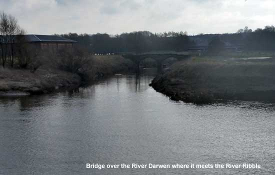 River Darwen Bridge
